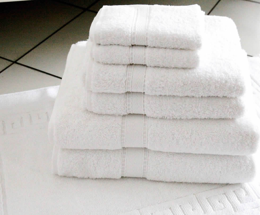 Linen rental services in myrtle beach vacation rental linens for Hotel sheets and towels
