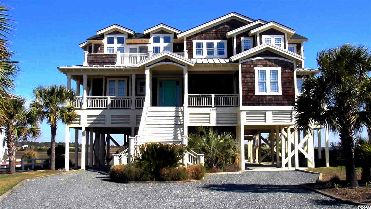 myrtle beach rental home: