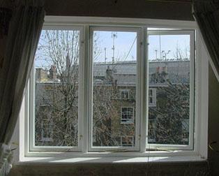 3 Casement Windows